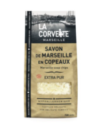 Vegetable Oil Laundry Soap Chip, La Corvette Marseille 72%