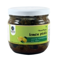 Organic Lemon Pickle, Rootz