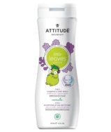 Little Leaves Shampoo Vanilla Pear, Attitude