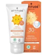 Sunscreen 30spf Vanilla Blossom, Attitude