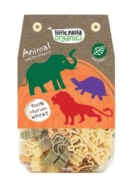 Organic Animal shaped Pasta, Little Pasta Organics
