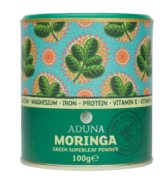 Organic Moringa Powder 100g, Aduna