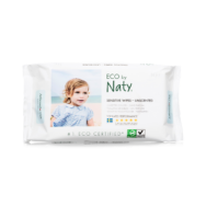 Uncented Wipes, Naty