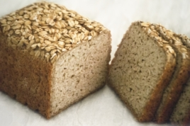 2) Sour Dough Wheat Free Oat Bread
