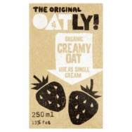 Dairy Free Cream, Oatly