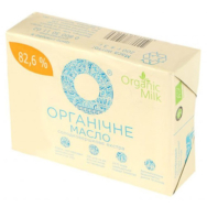 Butter Unsalted, Organic Milk