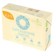 Butter Unsalted, Organic Milk