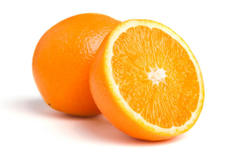 Ripe Organic Orange