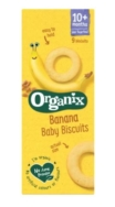 ORGANIX BANANA BABY BISCUITS 54G