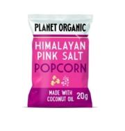 PLANET ORGANIC HIMALAYN PINK SALT POPCORN 20G