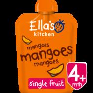 First Taste Mango Mango, ElLas kitchen