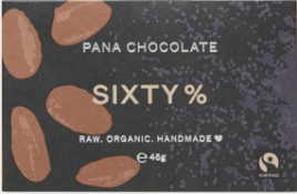 Raw Chocolate Sixty, Pana Chocolate