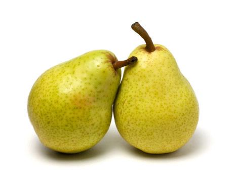 Ripe Organic Pear