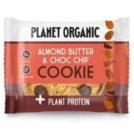 Almond Butter & Choc Cookie, Planet Organic
