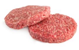Organic Burger 4 x 100g, Prime Gourmet