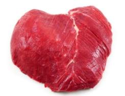 Organic Heart Roast Rump 800g, Prime Gourmet