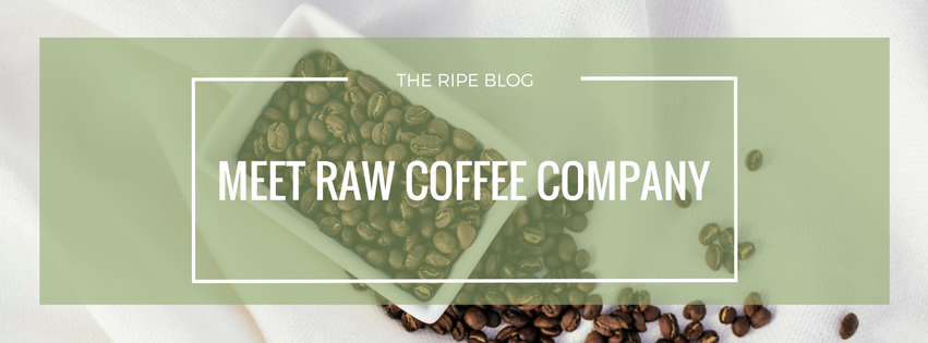 raw coffee co cover