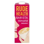 RUDE HEALTH ORGANIC ALMOND  BARISTA 1L