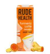 Turmeric Latte, Rude Health