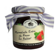 Sugar Free Strawberry Jam, Sabores Del Guijo