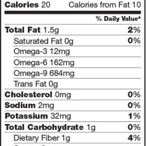 sunfood acai powder nutritional facts ripe organic