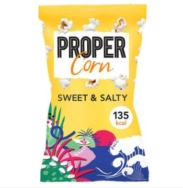 PROPER CORN SWEET & SALTY 30G