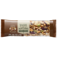 Organic Brazil Nut Bar, Taste Of Nature