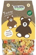 Organic Teddy Bear Pasta, Little Pasta Organics