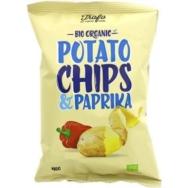 Paprika Crisps, Trafo