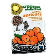 Sundried Apricot, Tropical Wholefoods