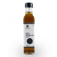 Organic Virgin Sesame Oil, Rootz organic