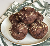 Raw Kure Wake And Bake Muffins Cacao Protein