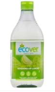 ECOVER WASHING UP LIQUID LEMON ALOE VERA 450ML