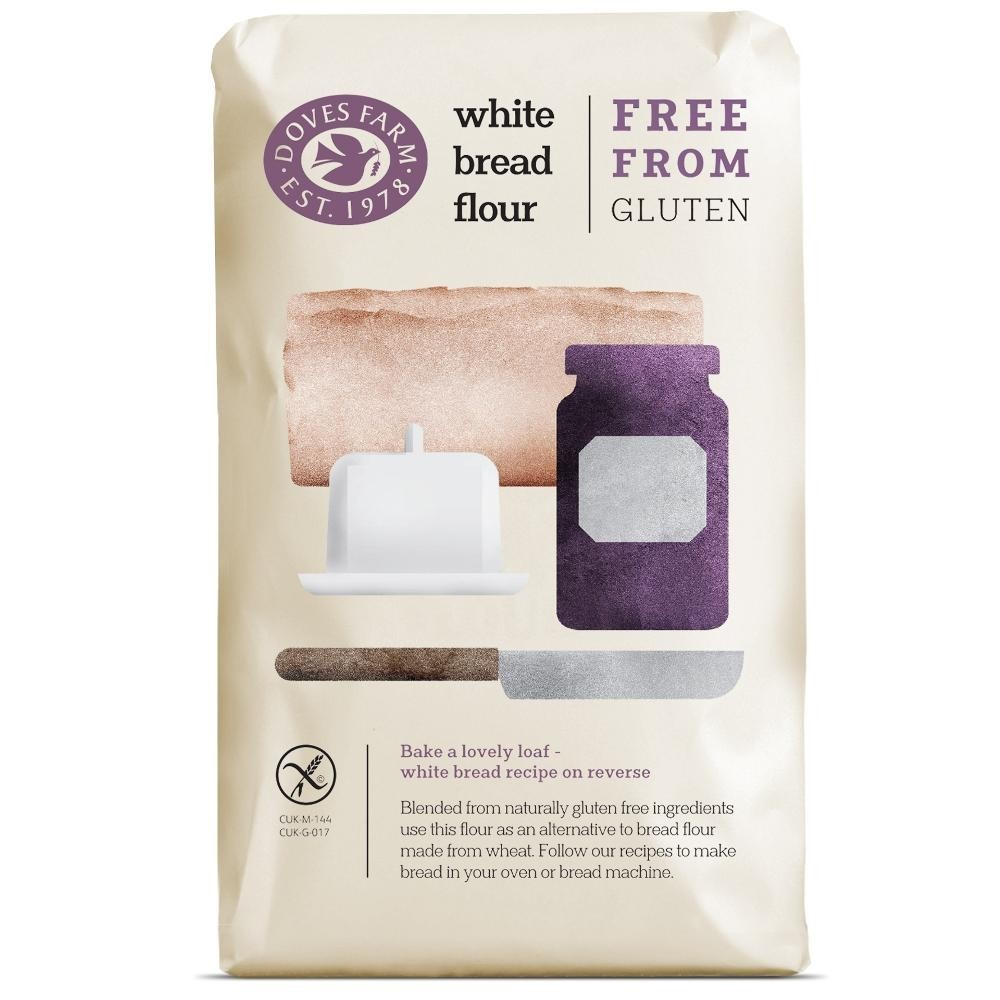 Doves Farm White Bread Flour