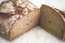 Wild Square Bread 400g