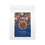 Ziba Foods Sun Dried Figs, 30G